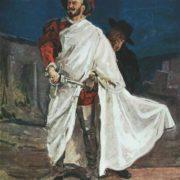 Don Juan et son valet